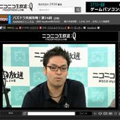 山本P「この前思いついた新モード、来月のニコ生で発表したいと思います!」