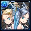 双星の女神・イズン&イズーナ