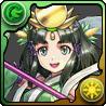 竹取の翠月花・かぐや姫